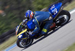 Leinwandbild Motiv Moto GP