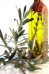 huile et olive