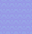 Seamless Jugendstil Wallpaper