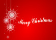 merry christmas decoration background