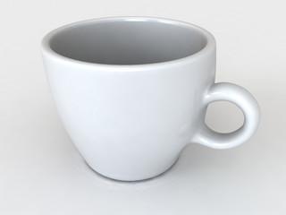 Una tazzina per il caffè