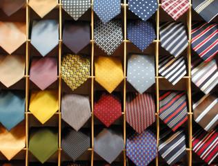Krawatten in Rom
