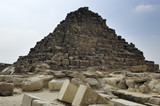 Ansient  Pyramid  is believe to belong Queen Khamerernebty II