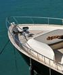 prua di yacht