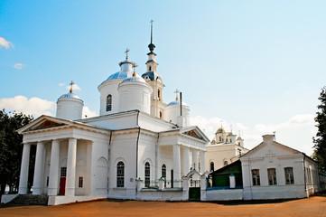 Troitsko-Uspensky cathedral, Kineshma, Russia