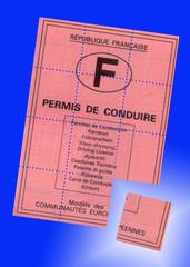 permis de conduire à points