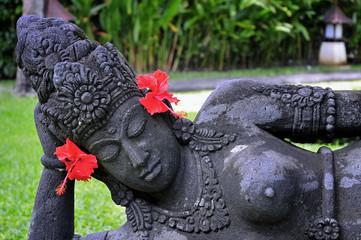 Bali Skulptur