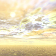 Angelic Sky