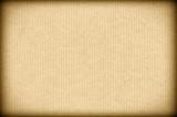 fine image of brown corrugate cardboard background poster