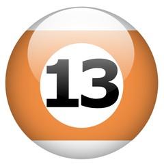 13 Billard