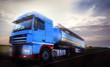 Fototapeta Droga - Tiry - Ciężarówka