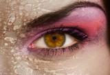 Zombie eye poster