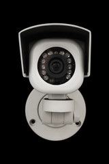 CCTV security digital camera