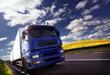 Fototapeta Tir - Logistyczne - Ciężarówka