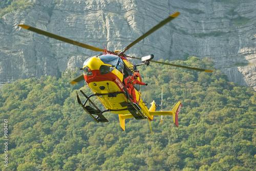 hélicoptère - 9804761