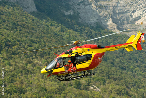 hélicoptère - 9804919