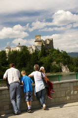 Touristic family