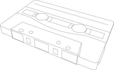 Cassetta Tape