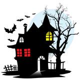 House of vampire poster