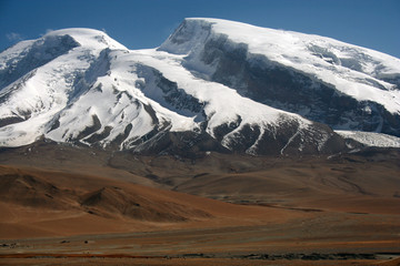the infinite plateau of the Pamir