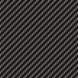 A diagonally woven carbon fiber background texture poster