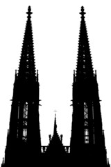 Spires of St. Stephen's Cathedral