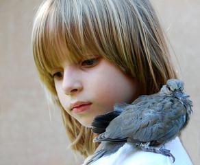 l'Oiseau et l'Enfant