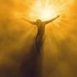 Leinwanddruck Bild - Jesus christ in heaven
