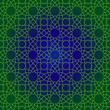 Vector seamlesstraditional Islamic geometric pattern