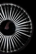 Abstract background of a jet engine - 9856552