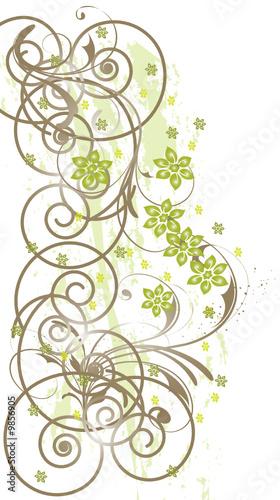 arabesque grise et verte fichier vectoriel libre de droits sur la banque d 39 images. Black Bedroom Furniture Sets. Home Design Ideas
