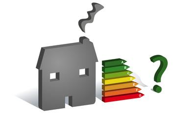 Maison verte - maison à économie d'énergie ?