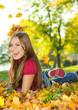 Leinwanddruck Bild autumn beauty 1