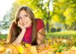 Leinwandbild Motiv autumn beauty 4
