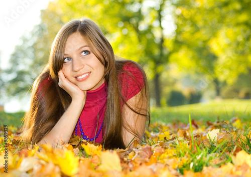 canvas print picture autumn beauty 4