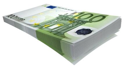 Sheaf of euro #2