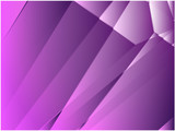 wallpaper design with smooth angular crystalline gradients poster
