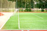 Soccer goal gate poster