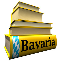 Guidebooks and dictionaries of Bavaria