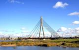 Riga bridge poster