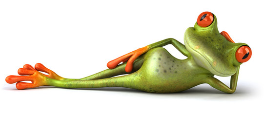 Grenouille sexy
