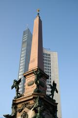Leipzig Mendebrunnen