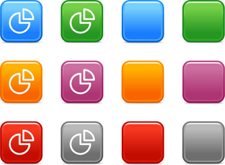 Color buttons with chart icon 3