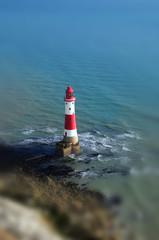 light house at beachy head