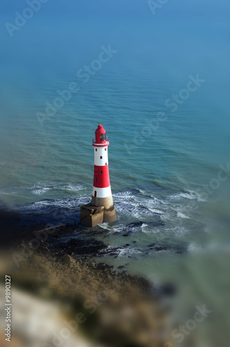 light house at beachy head