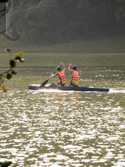 Novice Canoeists