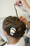 Coiffure Mariage poster