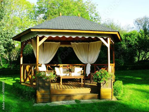 salon de jardin - 9900589