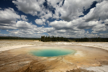 yellowstone on my mind