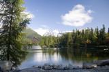 Strbske pleso Lake, Hight Tatras, Slovakia poster